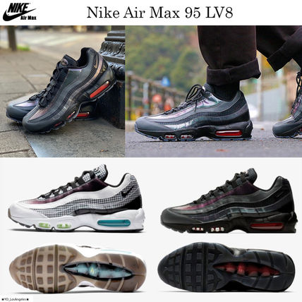 Nike AIR MAX 95 2019 SS Street Style Sneakers