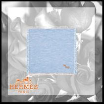 HERMES Unisex Street Style Fringes Baby Girl Accessories