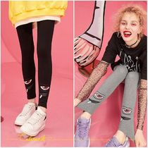 ELF SACK Casual Style Street Style Bottoms