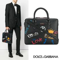 Dolce & Gabbana Leather Business & Briefcases