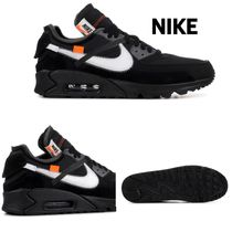 Nike AIR MAX 90 Unisex Street Style Collaboration Sneakers