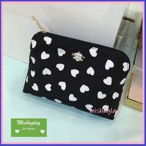 kate spade new york Heart Nylon Pouches & Cosmetic Bags