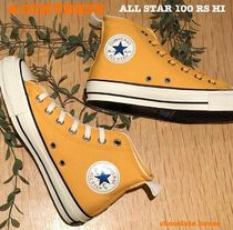 CONVERSE ALL STAR Star Unisex Plain Sneakers