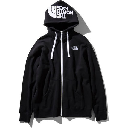 THE NORTH FACE Hoodies Unisex Street Style Long Sleeves Oversized Hoodies 3