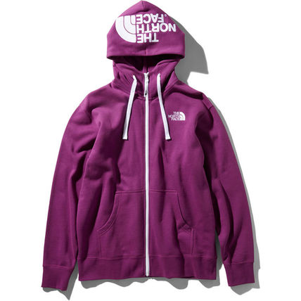 THE NORTH FACE Hoodies Unisex Street Style Long Sleeves Oversized Hoodies 6
