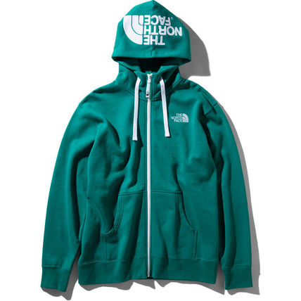 THE NORTH FACE Hoodies Unisex Street Style Long Sleeves Oversized Hoodies 7