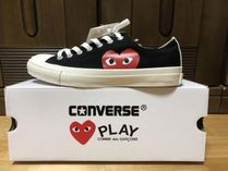 PLAY COMME des GARCONS Unisex Collaboration Sneakers