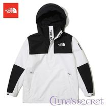 THE NORTH FACE Casual Style Unisex Plain Medium Outerwear