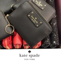 kate spade new york Leather Coin Purses