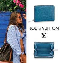 Louis Vuitton EPI Plain Leather Coin Purses