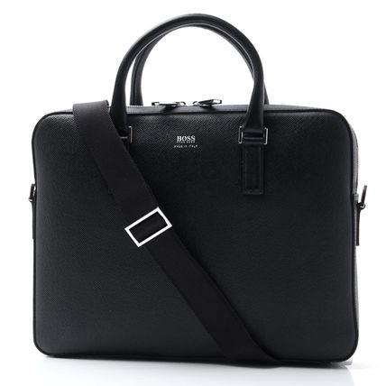 A4 2WAY Leather Business & Briefcases