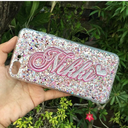 Handmade Glitter iPhone 8 iPhone 8 Plus iPhone X iPhone XS