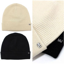 Marc by Marc Jacobs Unisex Knit Hats
