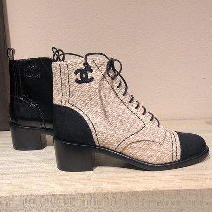 aec0dc427a3 CHANEL Women s Ankle   Booties Boots  Shop Online in US