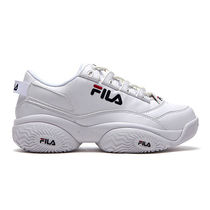 FILA Casual Style PVC Clothing Low-Top Sneakers