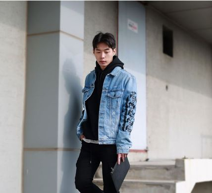 Off-White More Jackets Street Style Jackets 2