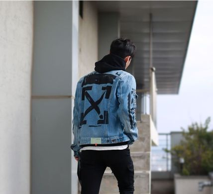 Off-White More Jackets Street Style Jackets 3