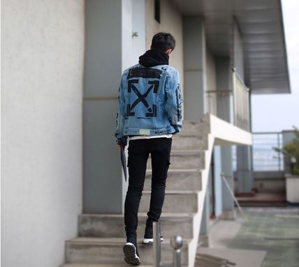 Off-White More Jackets Street Style Jackets 7