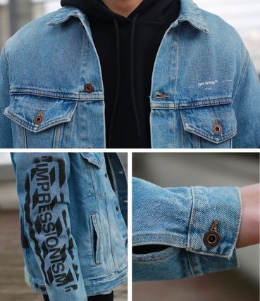 Off-White More Jackets Street Style Jackets 8
