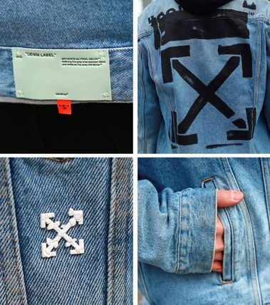Off-White More Jackets Street Style Jackets 9