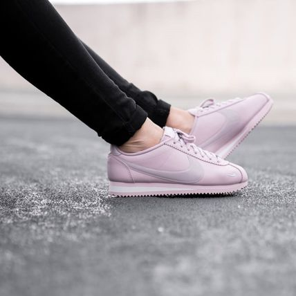 Nike CORTEZ 2019 SS Casual Style Street Style Plain Leather Low Top Sneakers (905614 501)