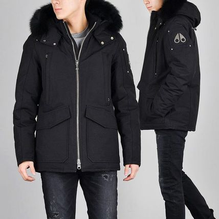 Short Street Style Down Jackets