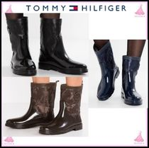 Tommy Hilfiger Camouflage Rain Boots Boots