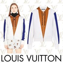Louis Vuitton Short Long Sleeves Cotton Cropped