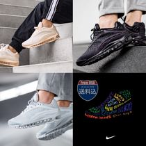 Nike AIR MAX Casual Style Unisex Street Style Plain Low-Top Sneakers 416b3770f
