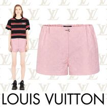 Louis Vuitton Short Monogram Casual Style Shorts