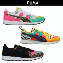 PUMA Leopard Patterns Other Animal Patterns Sneakers