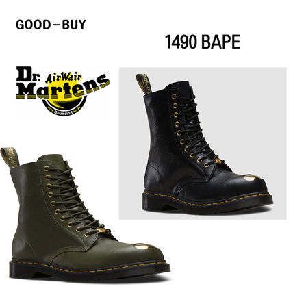1a133e9049314 Dr Martens 1460 2019 SS Collaboration Mid Heel Boots (24919272 ...