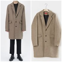 HI FI FNK Other Check Patterns Coats