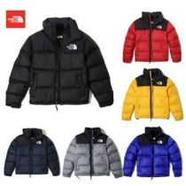 THE NORTH FACE Nuptse Unisex Street Style Plain Down Jackets