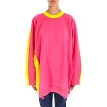 CELINE Street Style Long Sleeves Plain Oversized