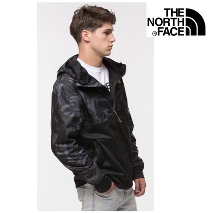 THE NORTH FACE Hoodies Pullovers Camouflage Long Sleeves Hoodies 3
