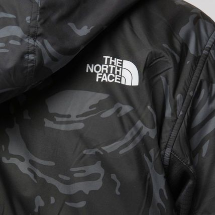 THE NORTH FACE Hoodies Pullovers Camouflage Long Sleeves Hoodies 5