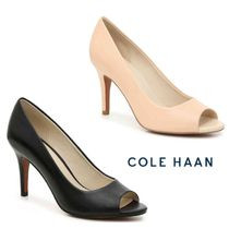 Cole Haan Suede High Heel Pumps & Mules
