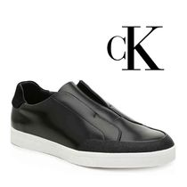Calvin Klein Leather Oxfords