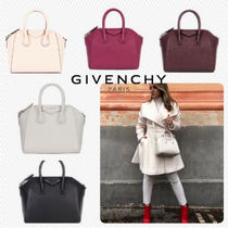 GIVENCHY ANTIGONA Leather Oversized Elegant Style Handbags
