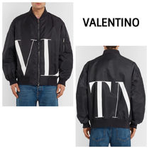 VALENTINO Short Oversized Jackets