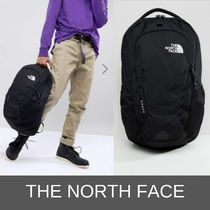 THE NORTH FACE Street Style A4 Plain Backpacks