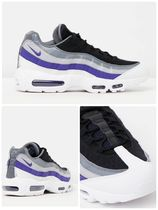 Nike AIR MAX 95 Stripes Leather Sneakers