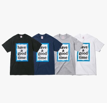 have a good time More T-Shirts Unisex Street Style T-Shirts 2