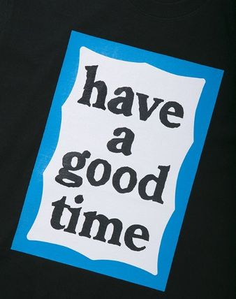 have a good time More T-Shirts Unisex Street Style T-Shirts 9