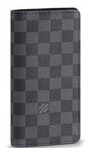 Louis Vuitton DAMIER GRAPHITE Long Wallets