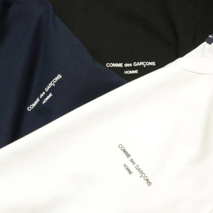 COMME des GARCONS More T-Shirts Crew Neck Unisex Street Style Cotton Short Sleeves 6