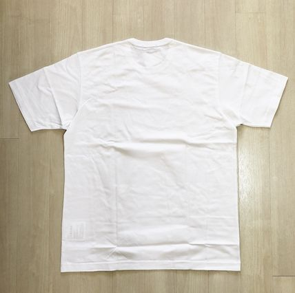 COMME des GARCONS More T-Shirts Crew Neck Unisex Street Style Cotton Short Sleeves 8