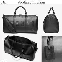 Nike AIR JORDAN Street Style Boston Bags