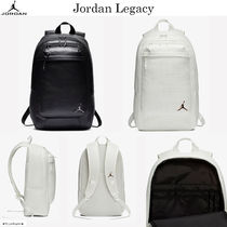 Nike AIR JORDAN Street Style Backpacks